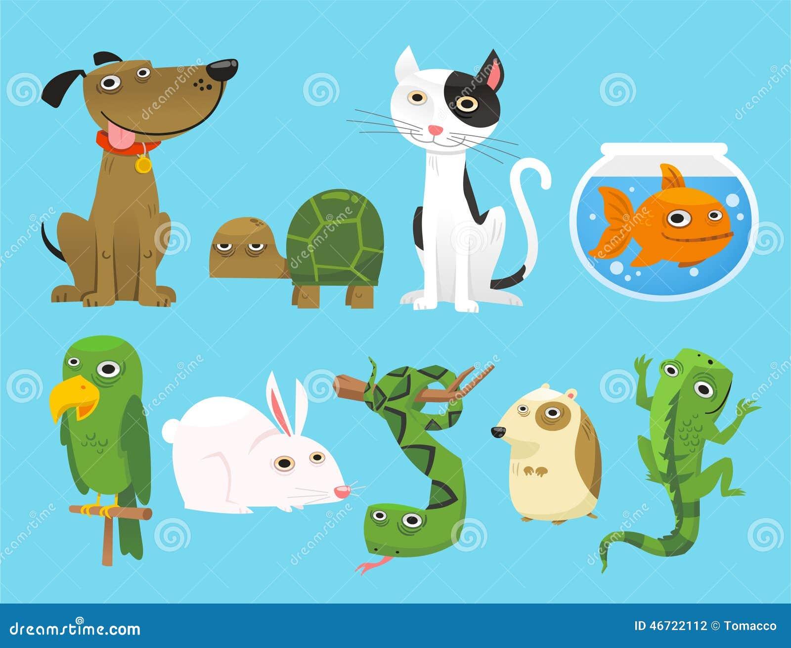 house pet set stock illustration image 46722112 fish tank images clip art fish aquarium clipart