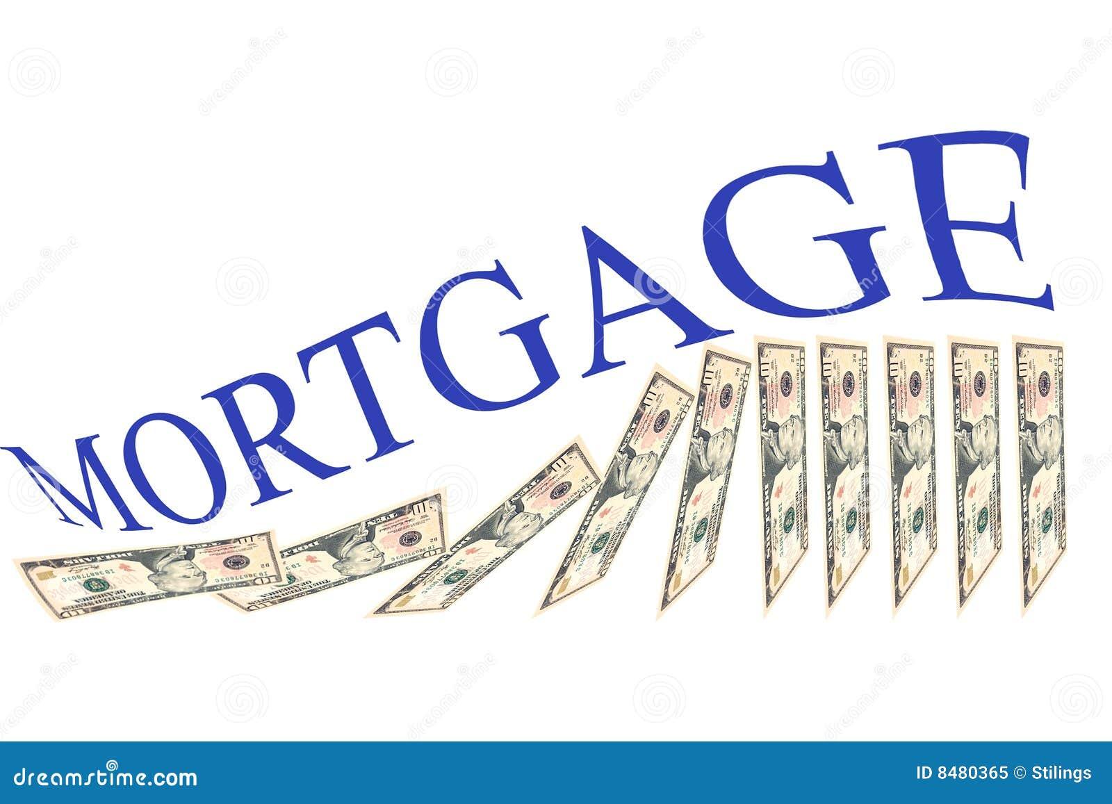 house price crash royalty free stock photo - image: 8480365