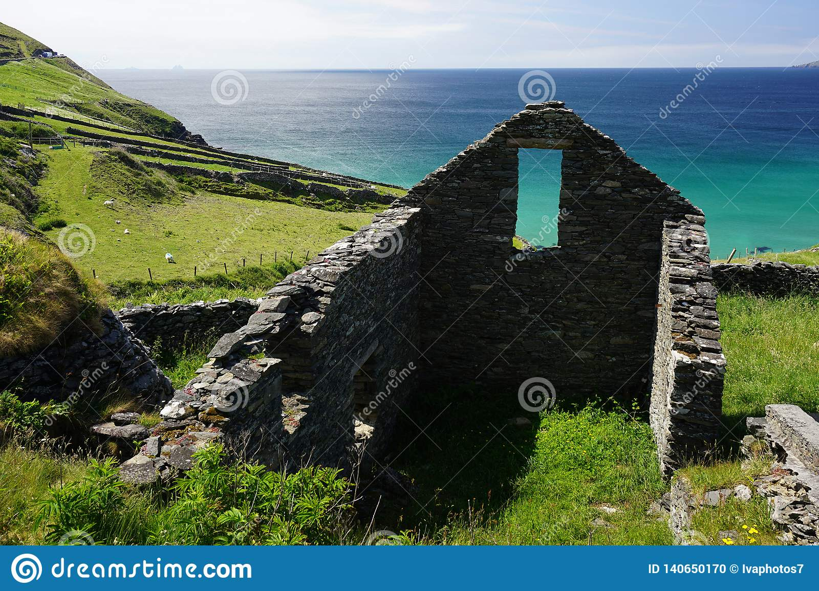 House remains in Ireland
