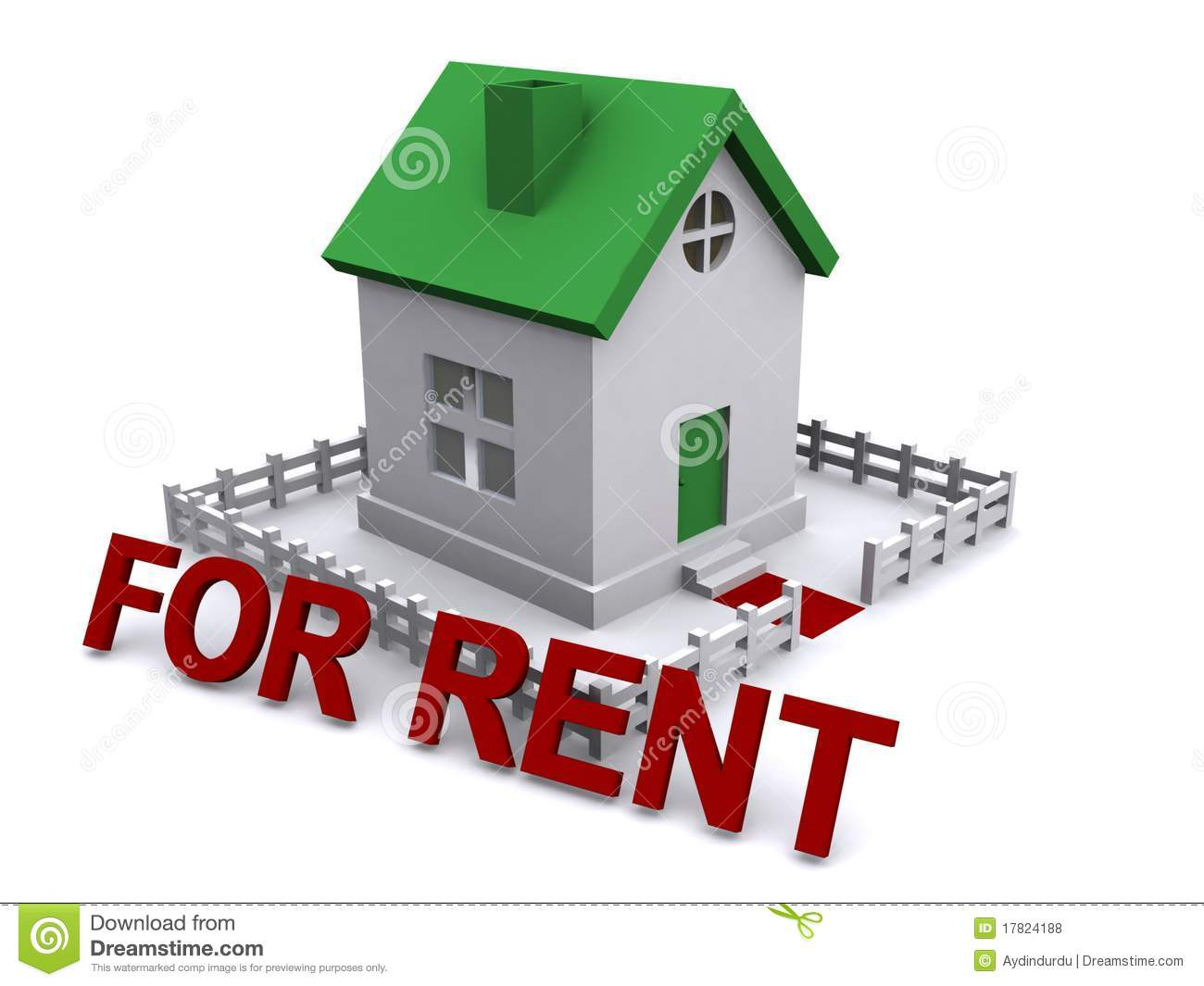 free house for rent