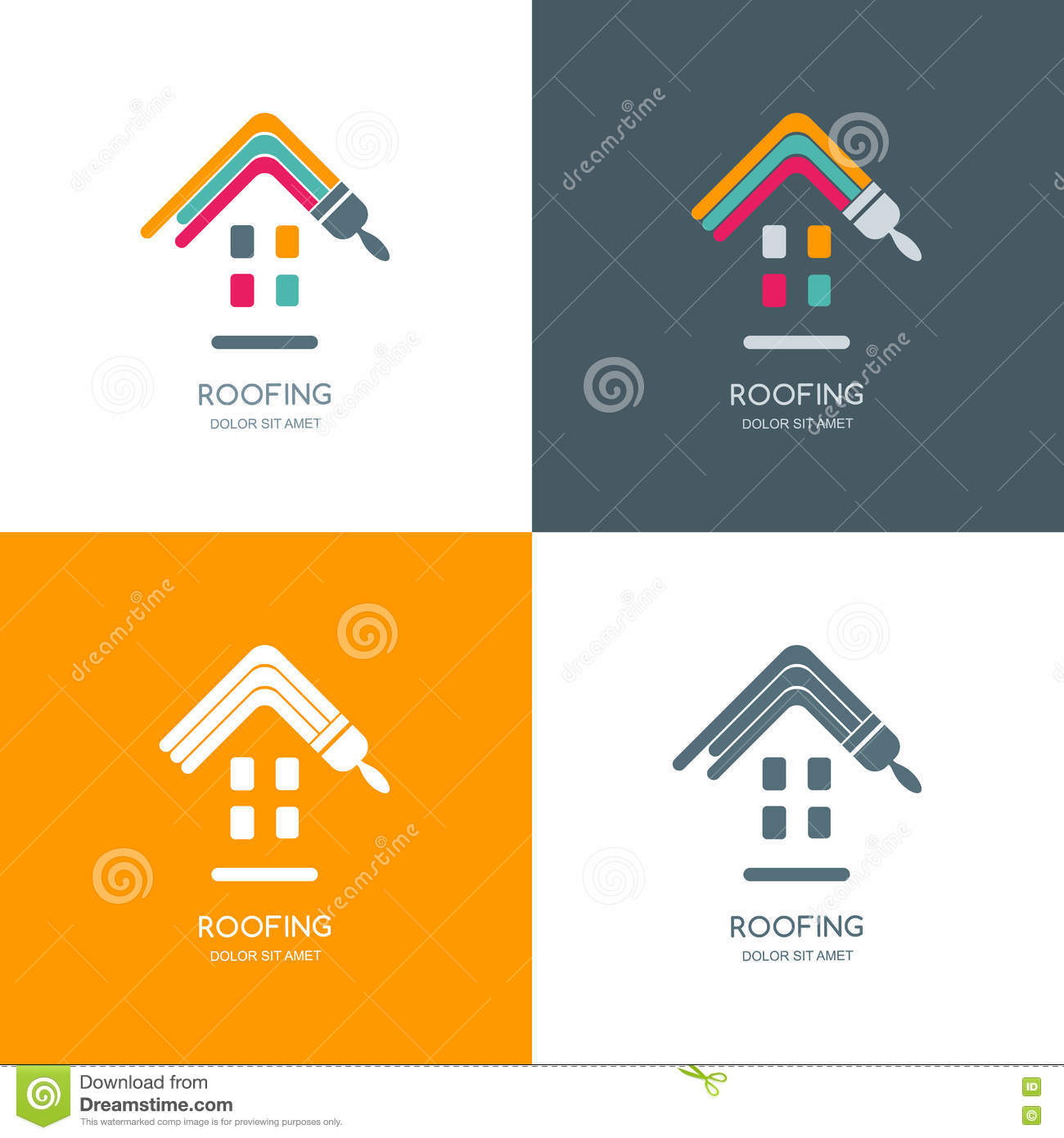 Roofing Cartoons Illustrations Amp Vector Stock Images