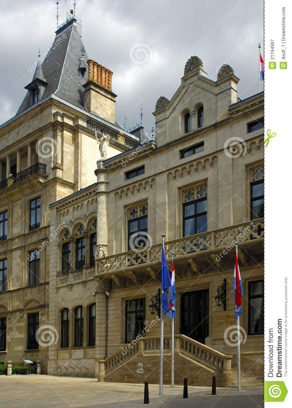 House of representatives in Luxembourg