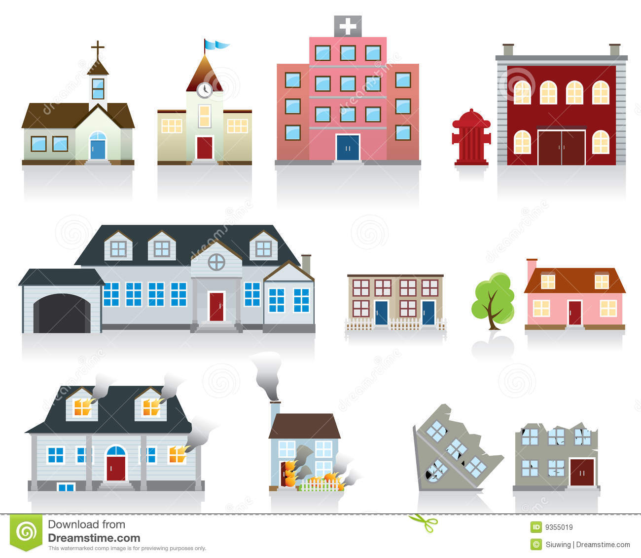 house vector icon royalty free stock images image 9355019