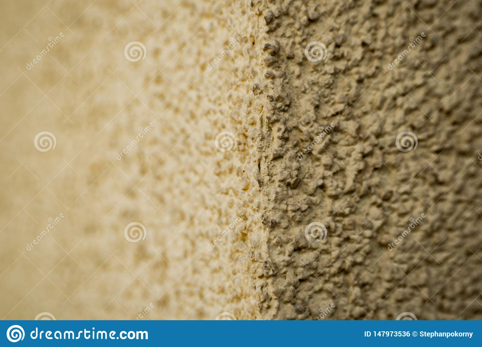 House wall texture close up