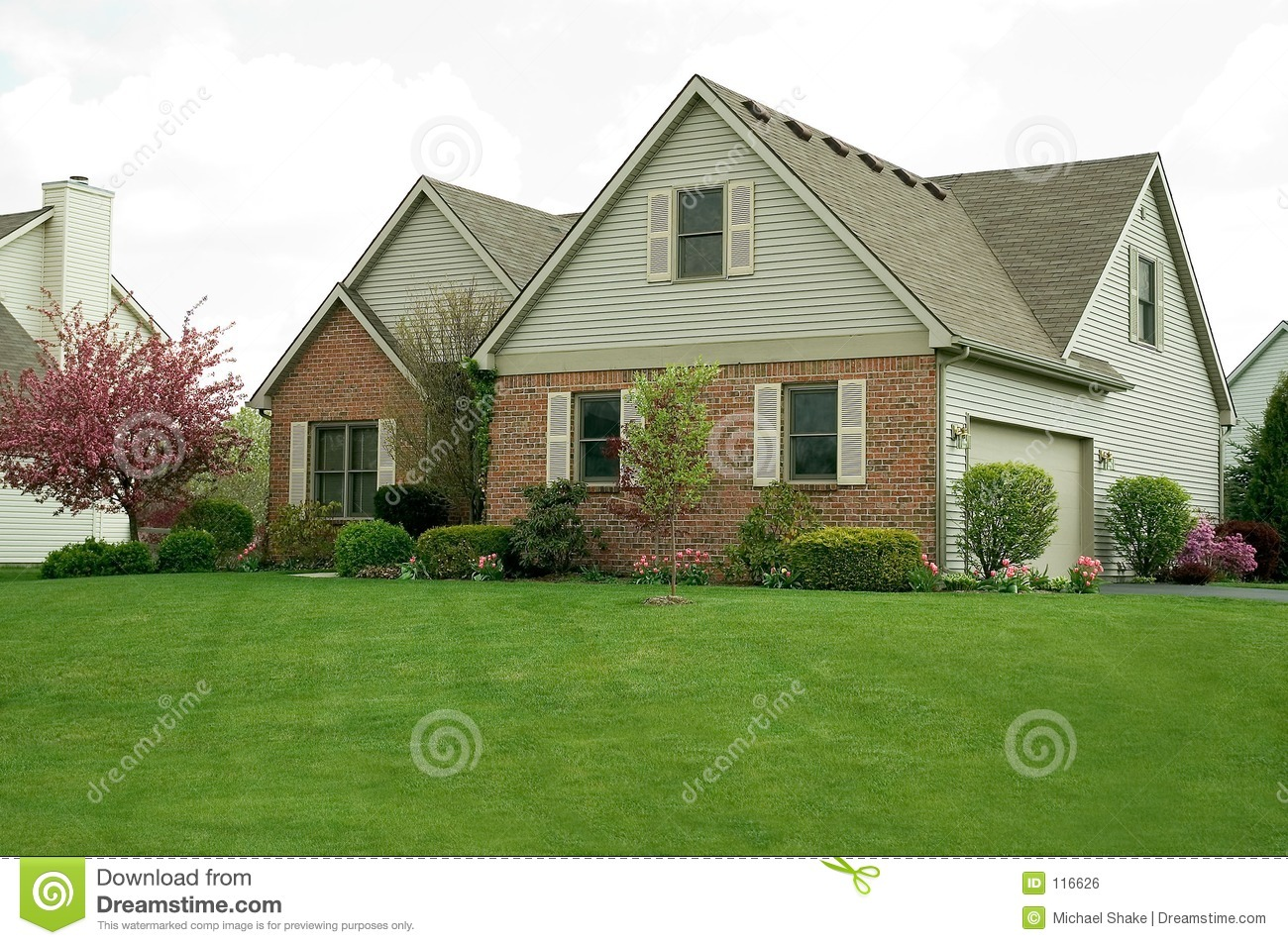 Download House2 stock photo. Image of property, family, house, country - 116626