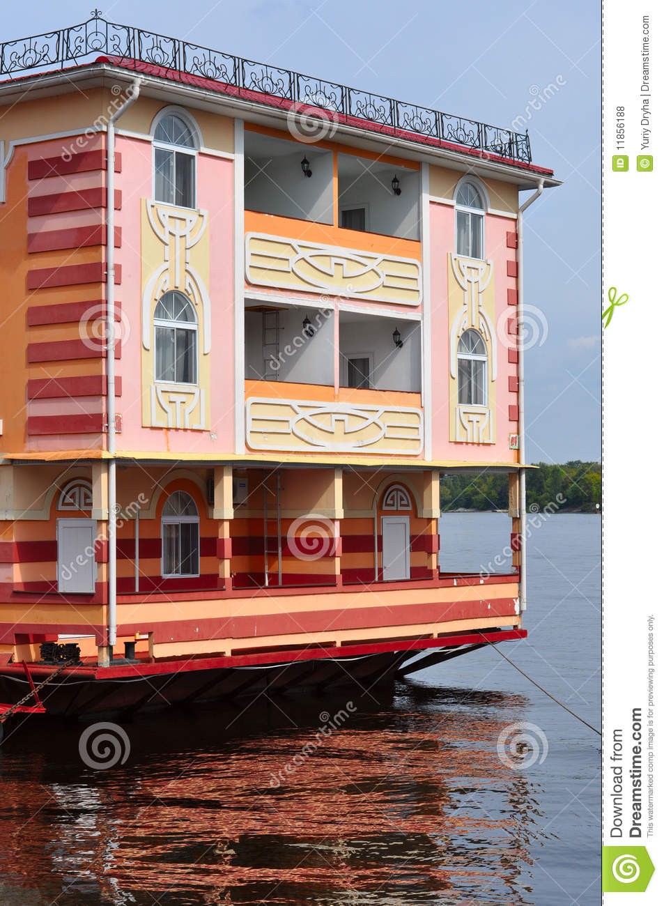 houseboat clipart - photo #50