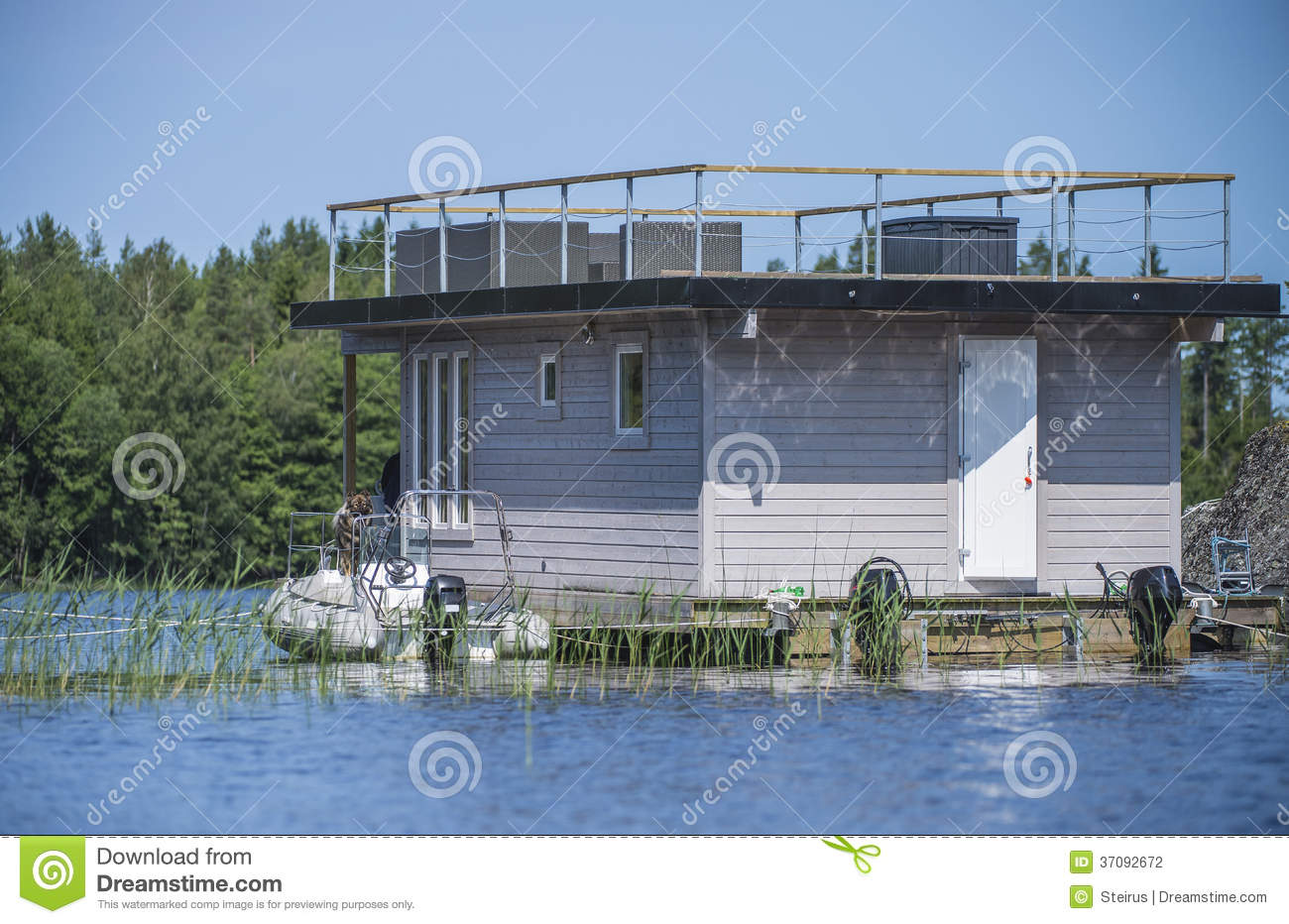 houseboat clipart - photo #39