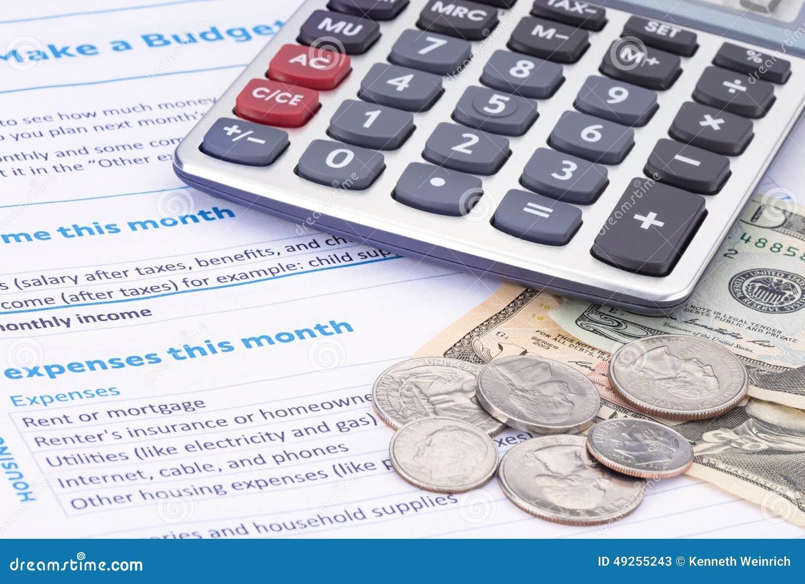 house budget calculator