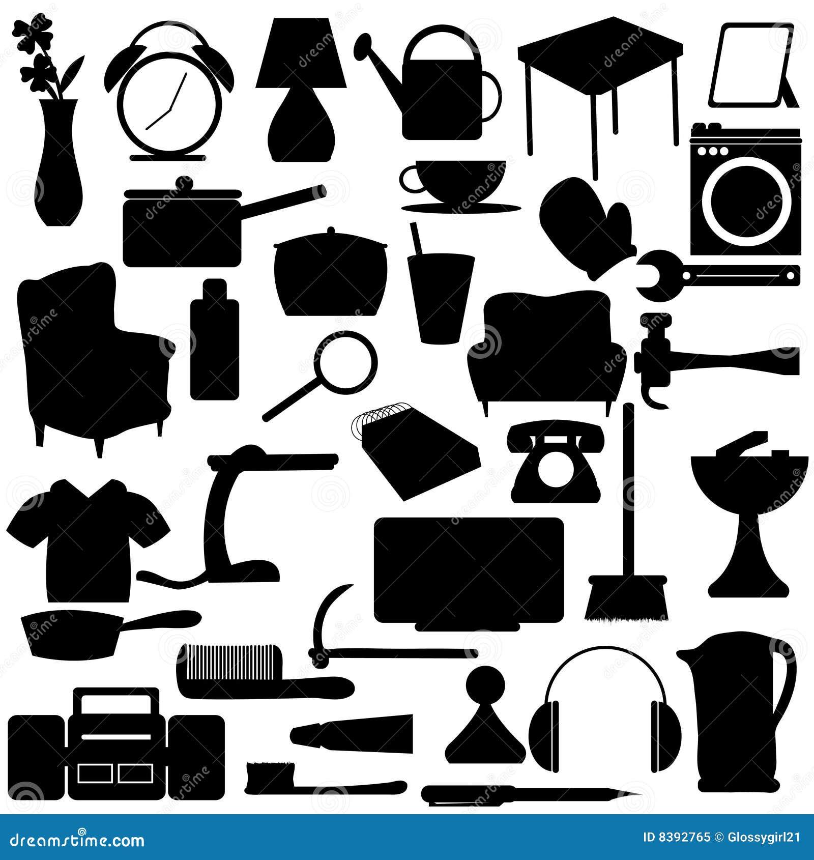 house items clipart - photo #50