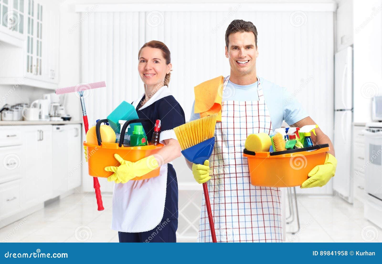 Housekeeping usługa drużyna