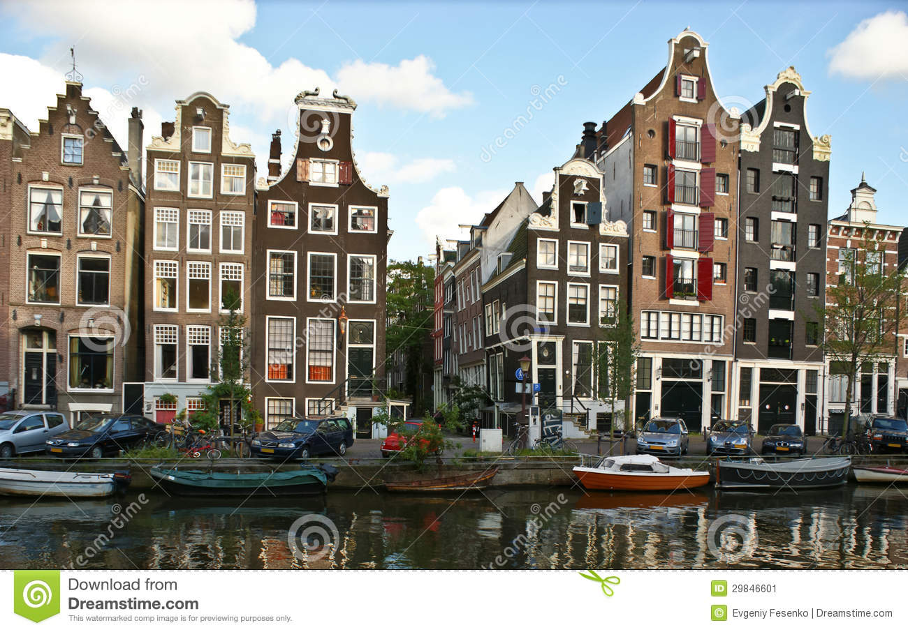 The old tilted houses stock image image 29846601 for What style house do i have