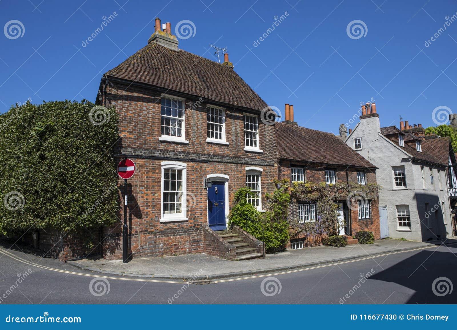 Houses in Arundel, West Sussex