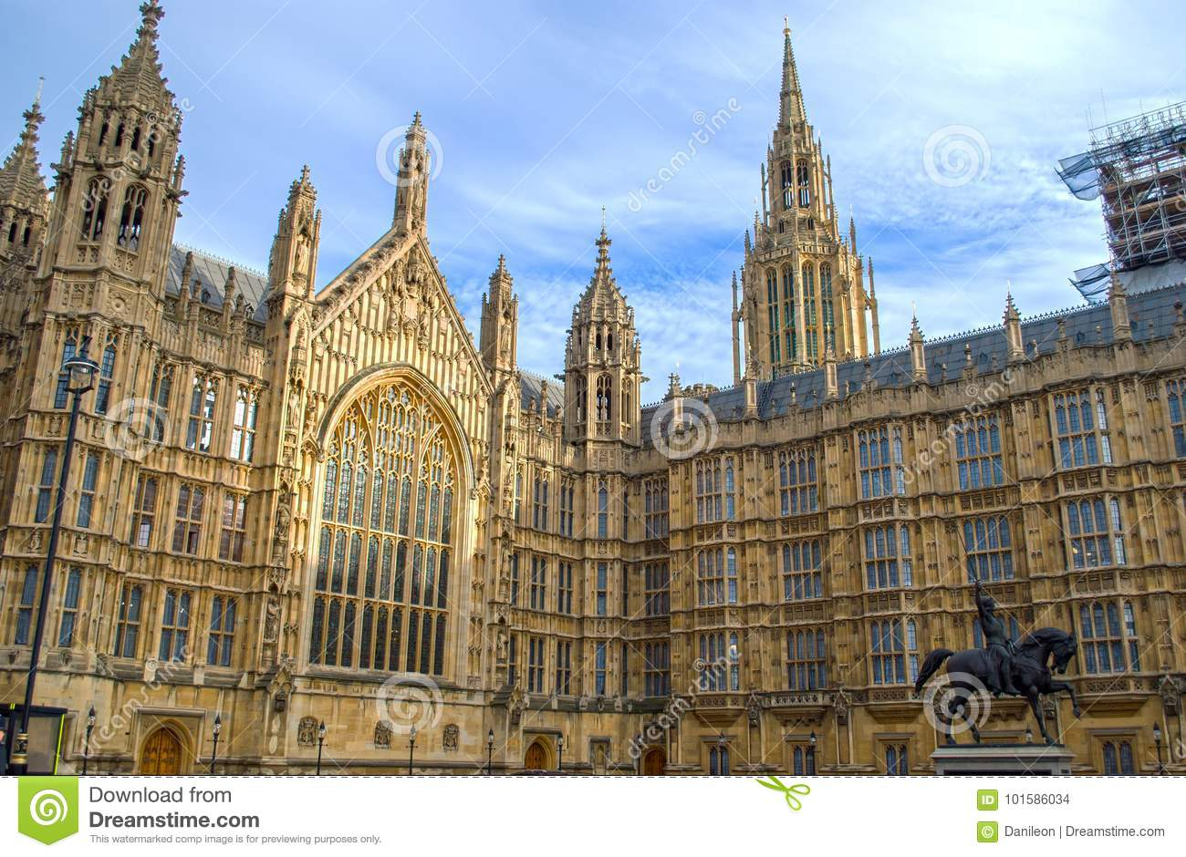 Houses Of Parliament London Stock Photo Image Of Clock Tower