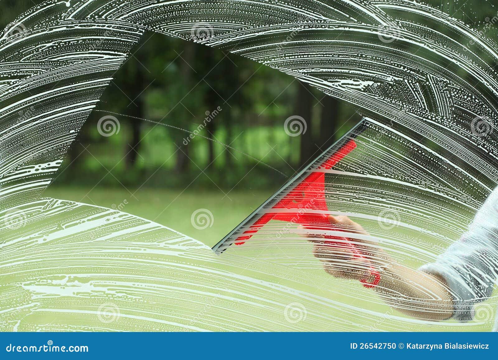 Housework и сквиджи для стекла