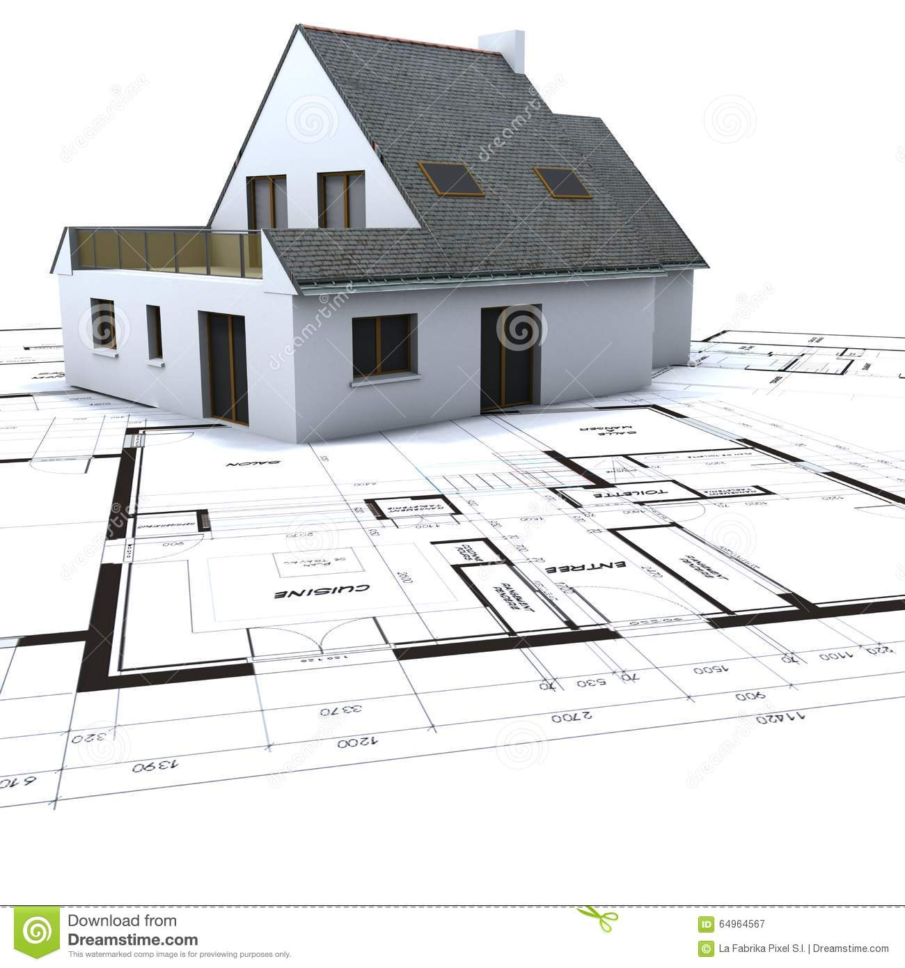 Housing project overview stock illustration image 64964567 for Best housing projects