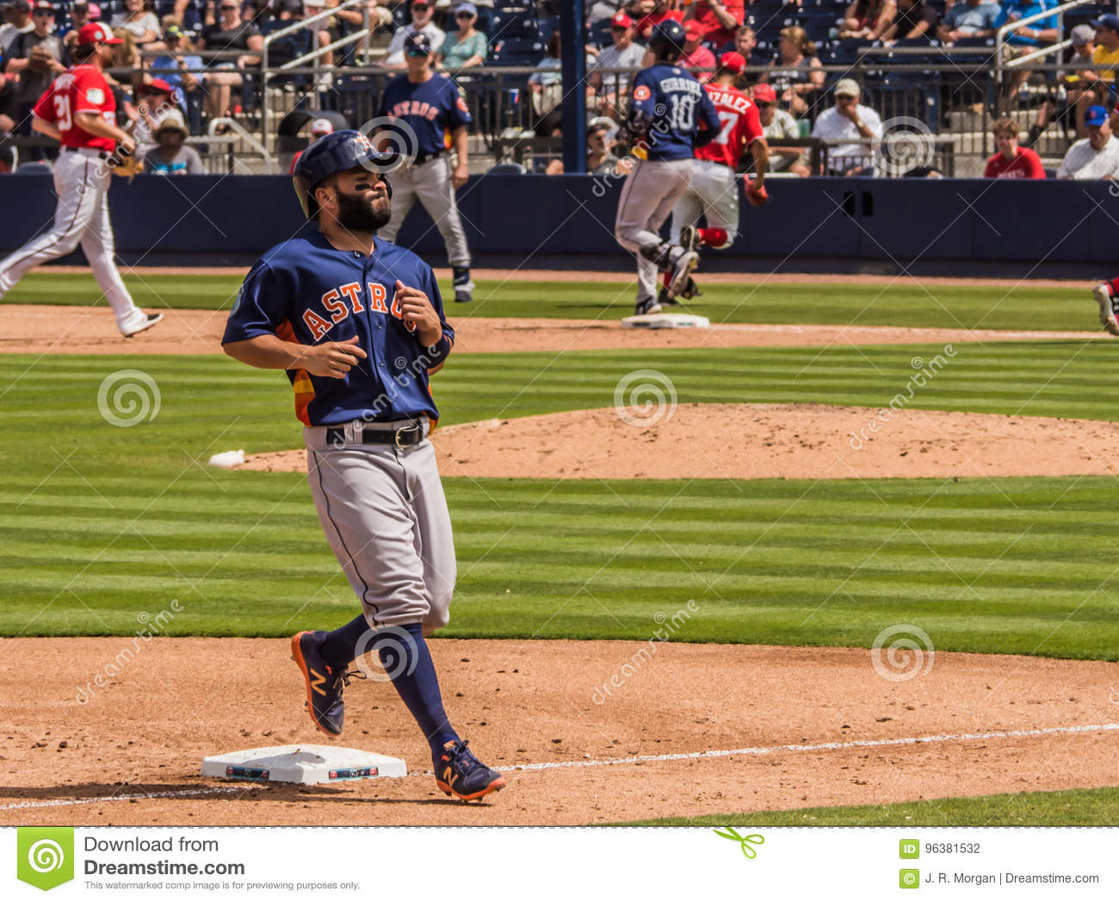 Houston Astros Jose Altuve 2017