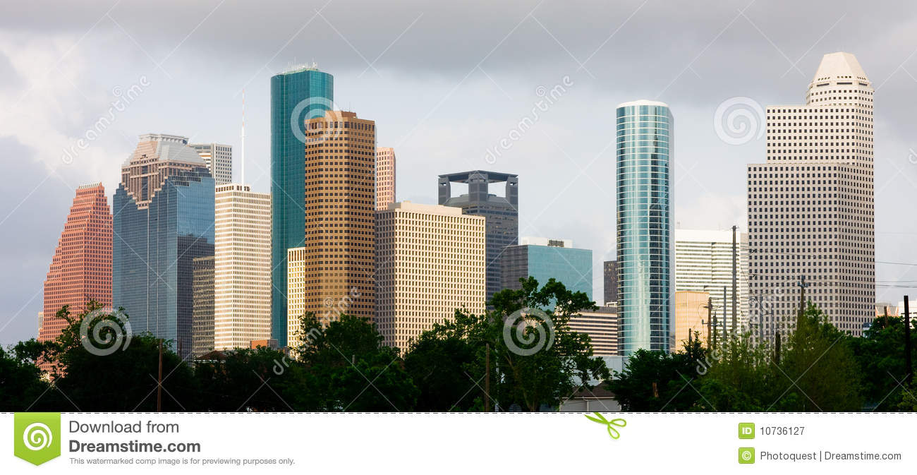Houston le Texas