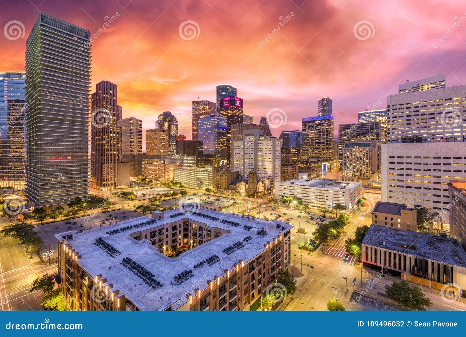 Houston, le Texas, Etats-Unis