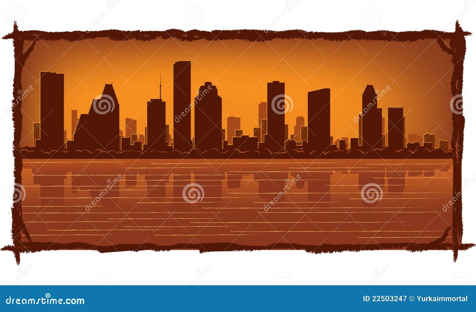 Houston linia horyzontu