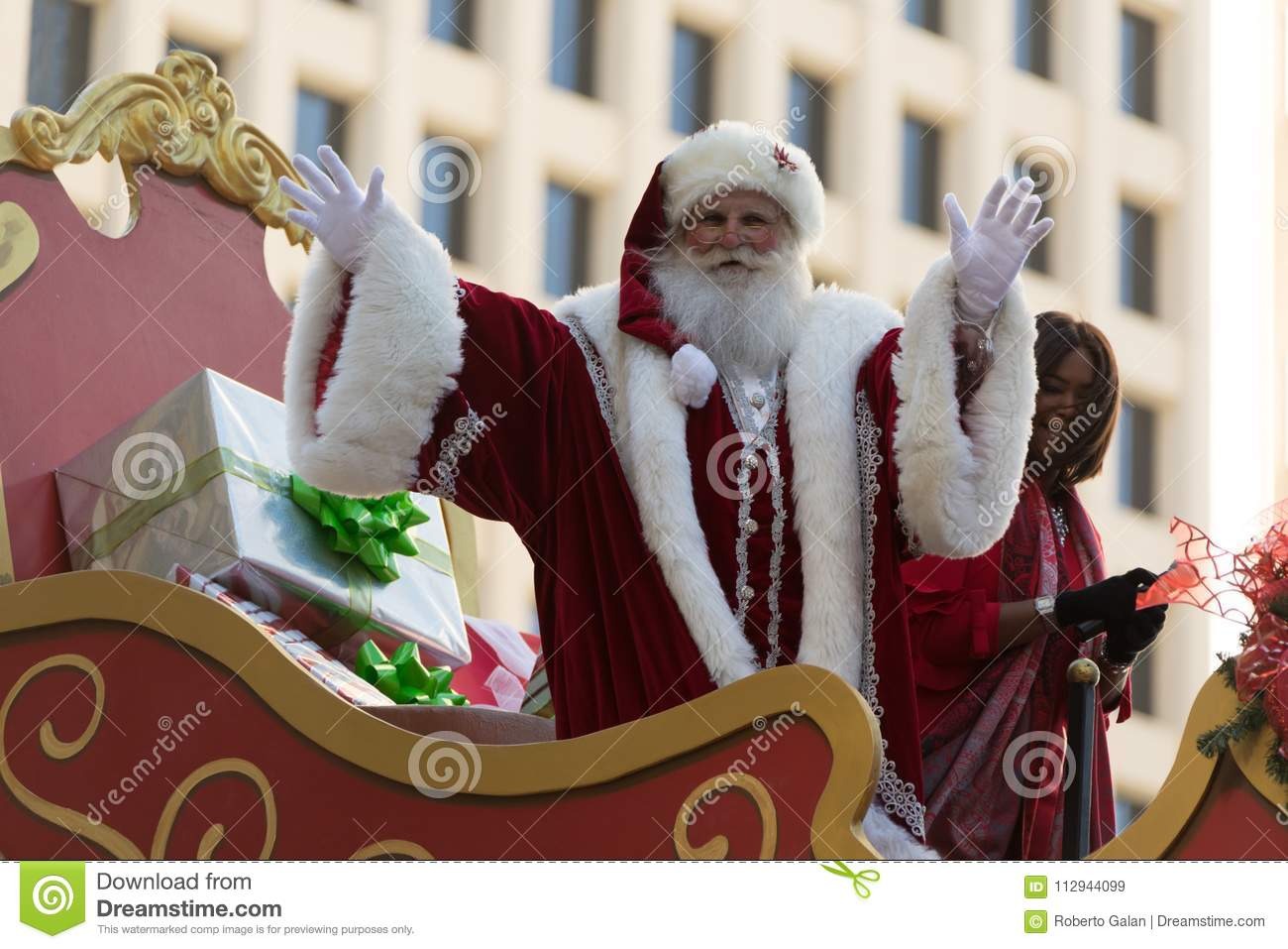 Heb Hours Christmas Eve.H E B Thanksgiving Day Parade Editorial Stock Image Image