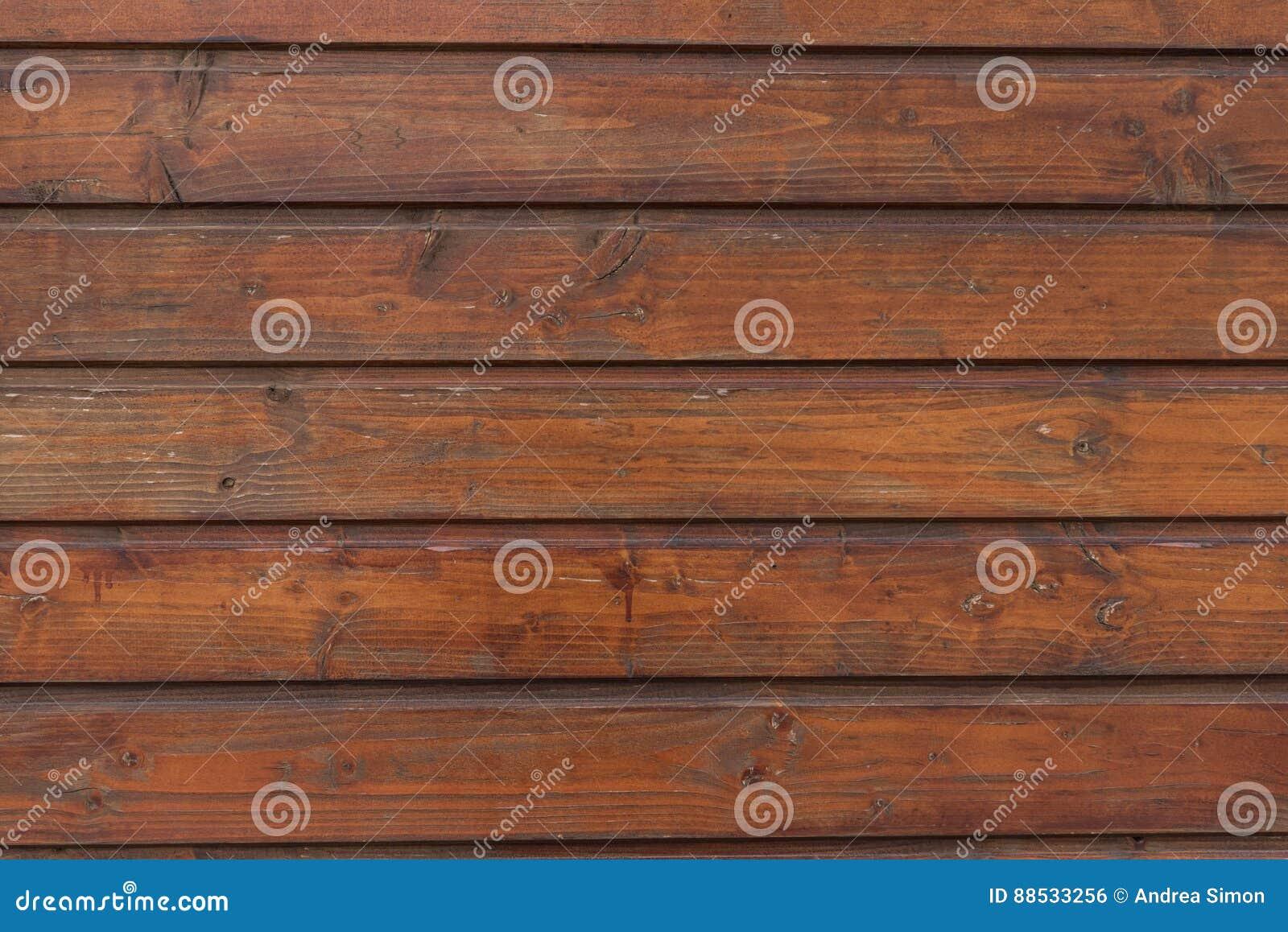Houten de korrelachtergrond van de textuurplank, houten bureaulijst of vloer