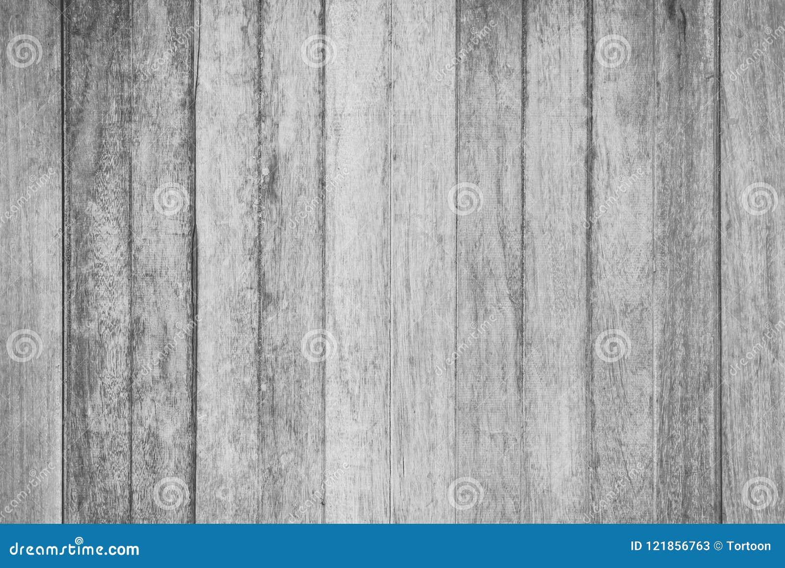 Houten muurtextuur op zwart-witte rustieke achtergrond