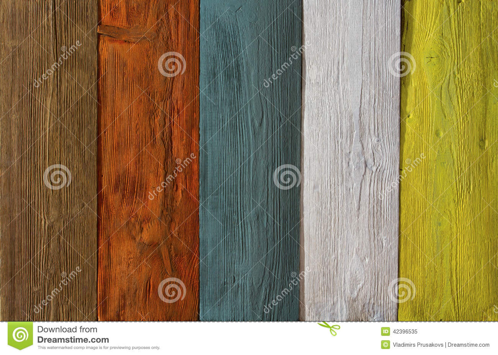 Houten plank gekleurde textuurachtergrond geschilderde houten vloer