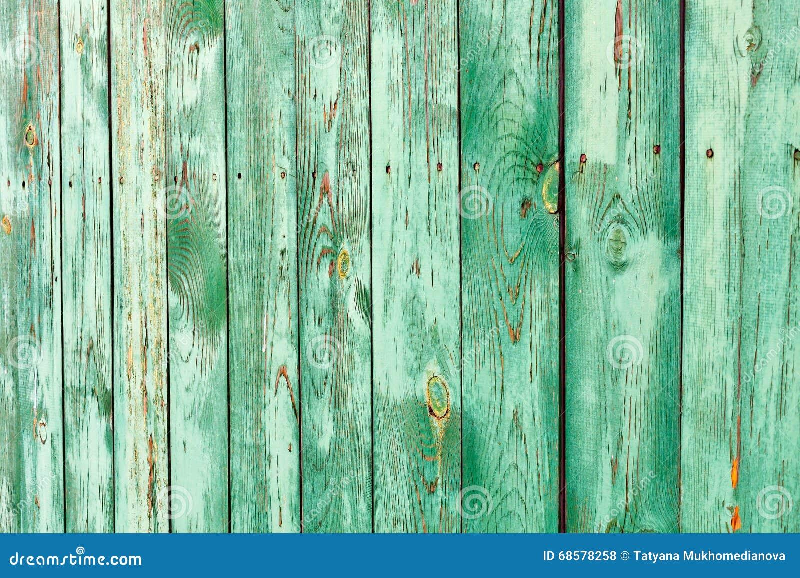 Houten planken groen als textuur en achtergrond groen omheiningsfragment de ruimte van het - Ruimte van het meisje parket ...