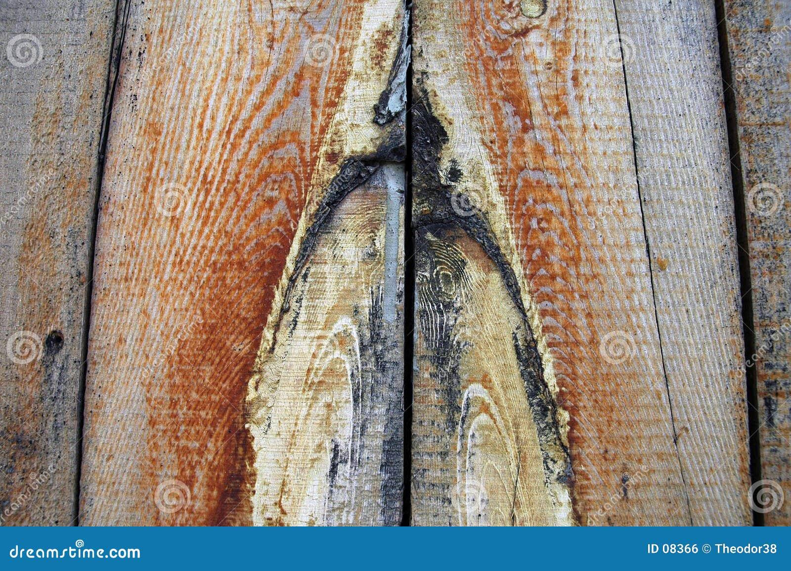 Houten textuur