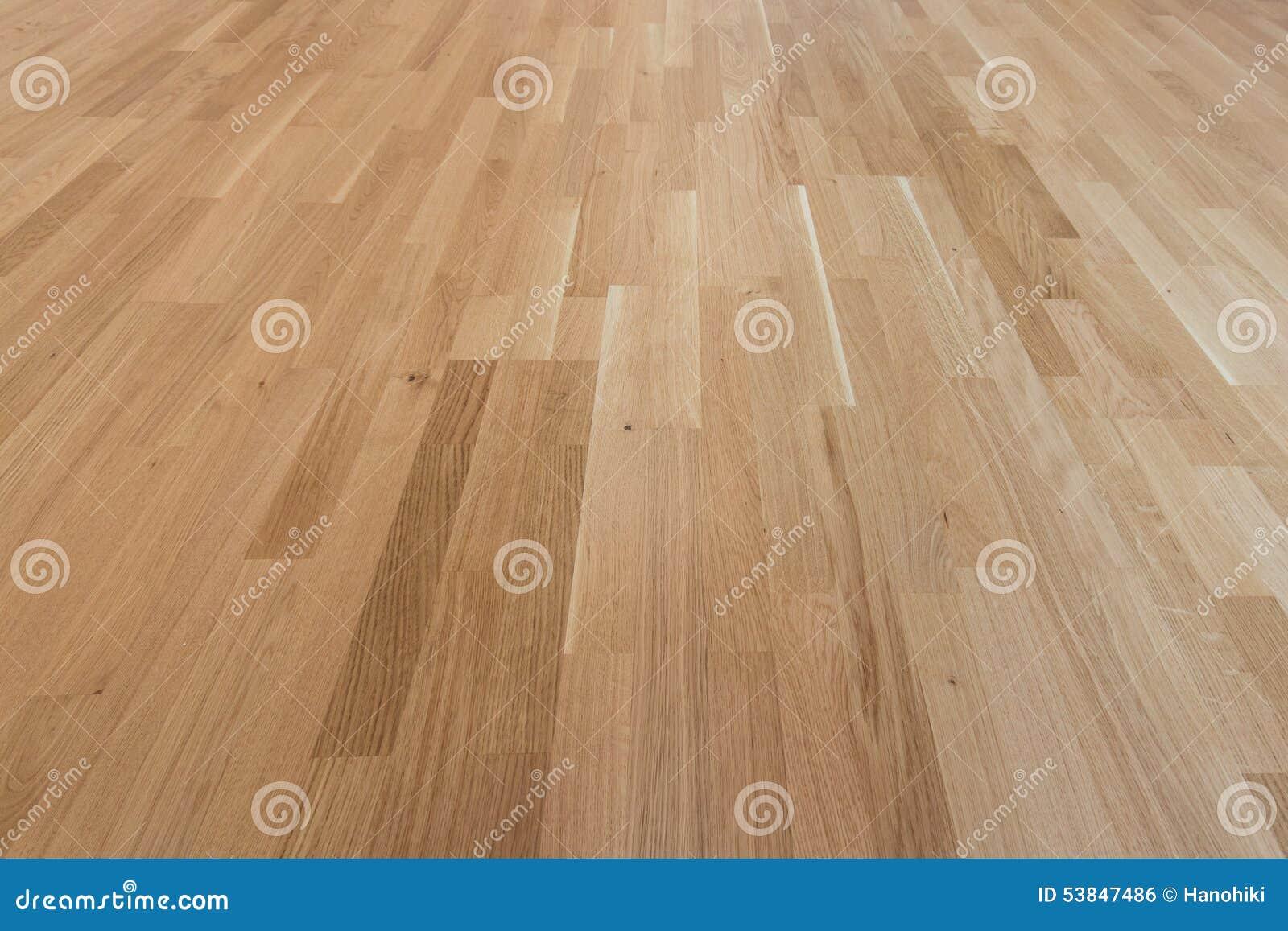 Houten vloer eiken parket laminat stock foto afbeelding