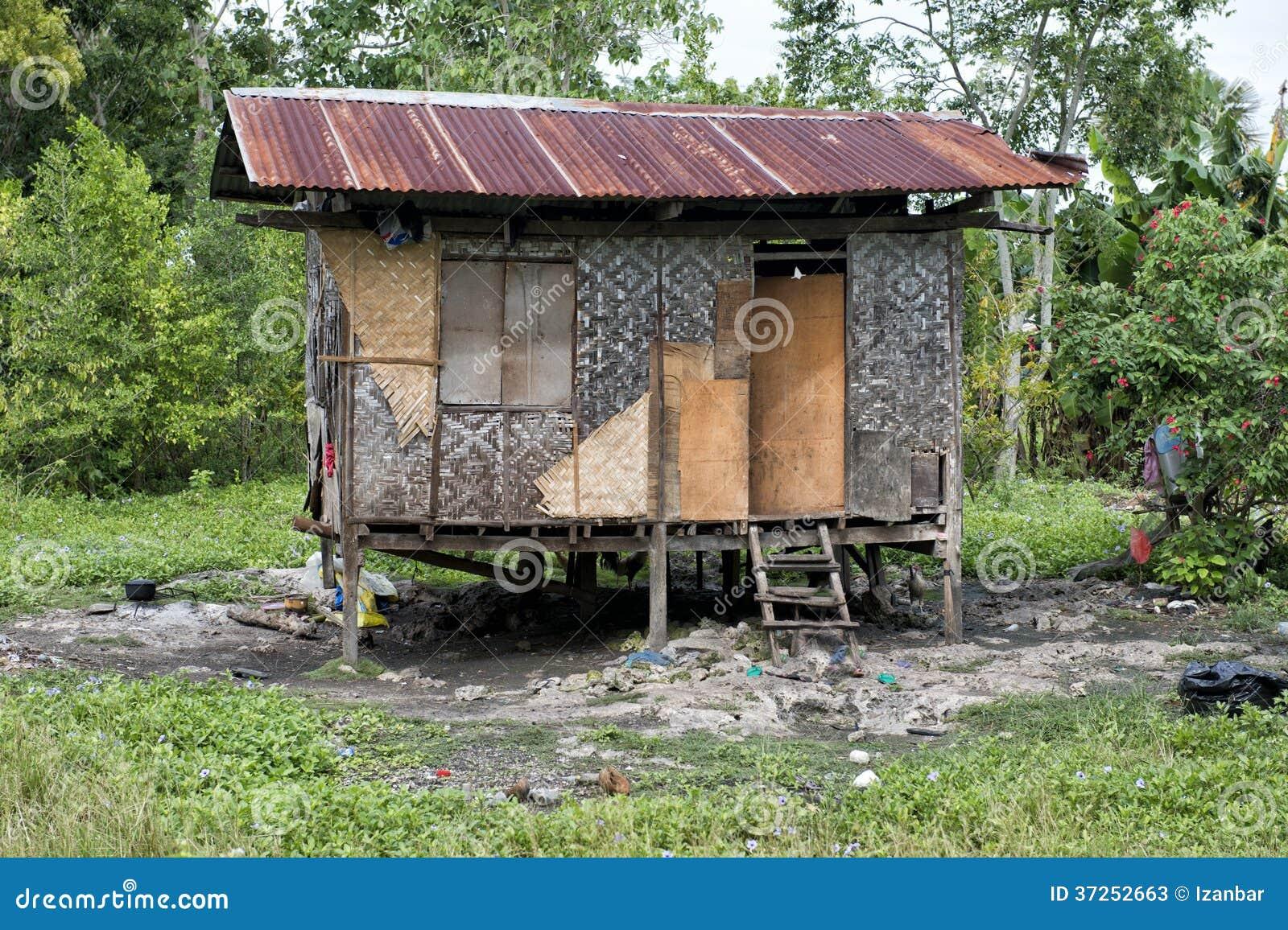 Hovel Shanty Shack In Philippines Stock Photos Image