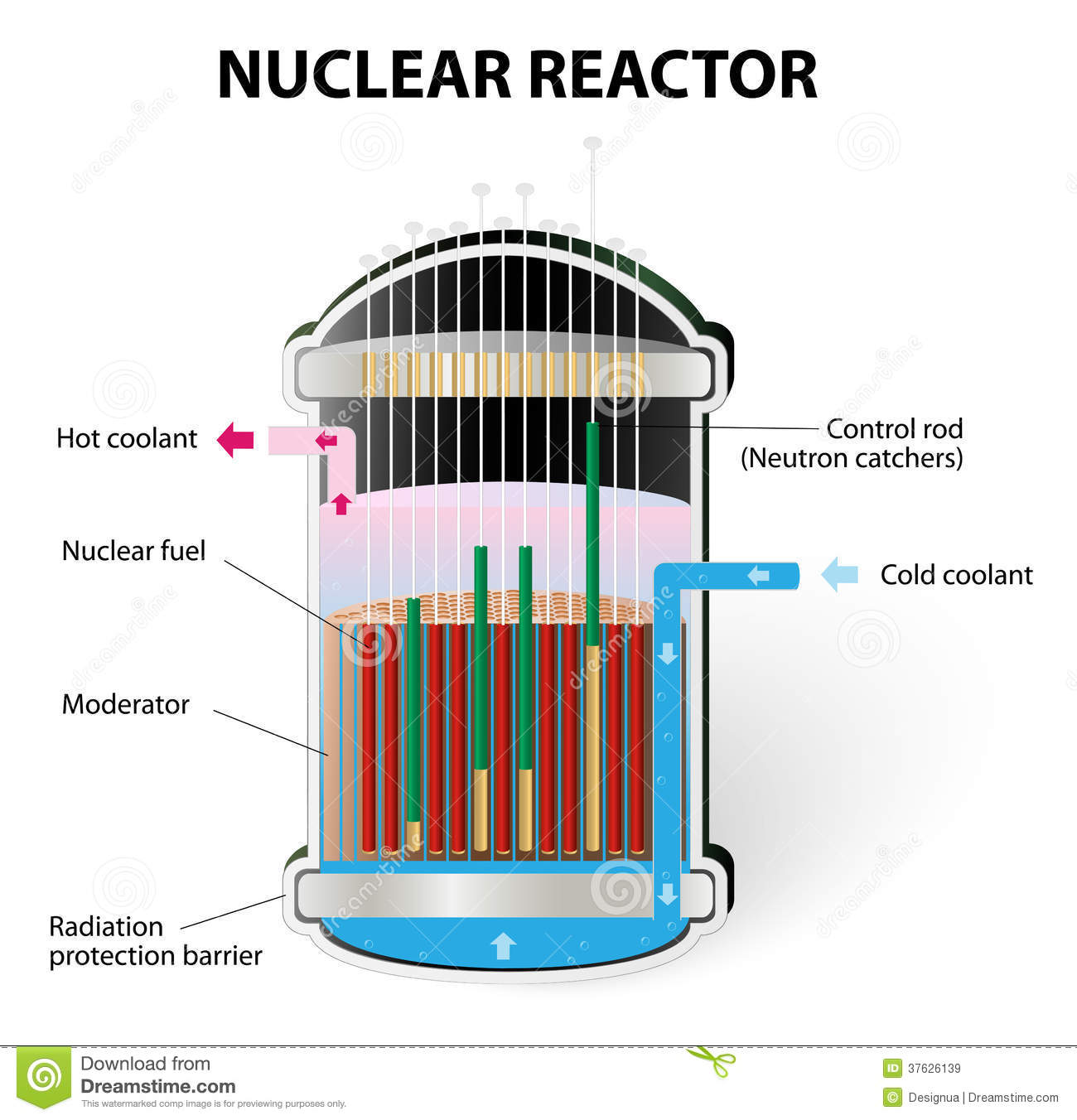 a look at how nuclear reactors work Do you know how nuclear energy is created learn about the steps involved in generating electricity from uranium atoms in this interactive graphic.