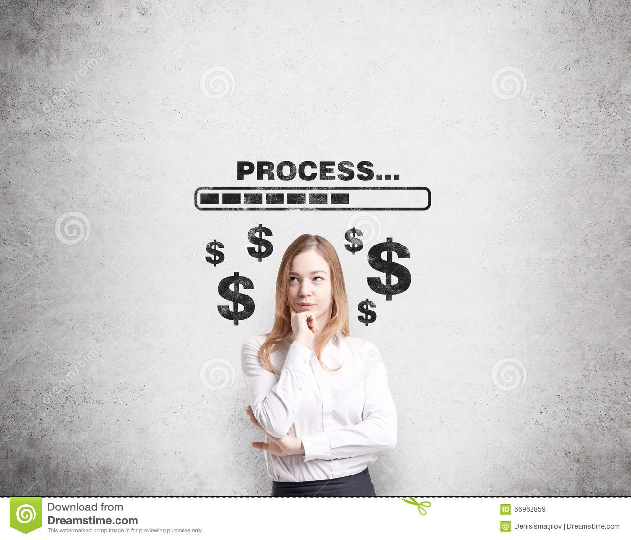 How To Earn Money? Stock Photo Image: 66962859