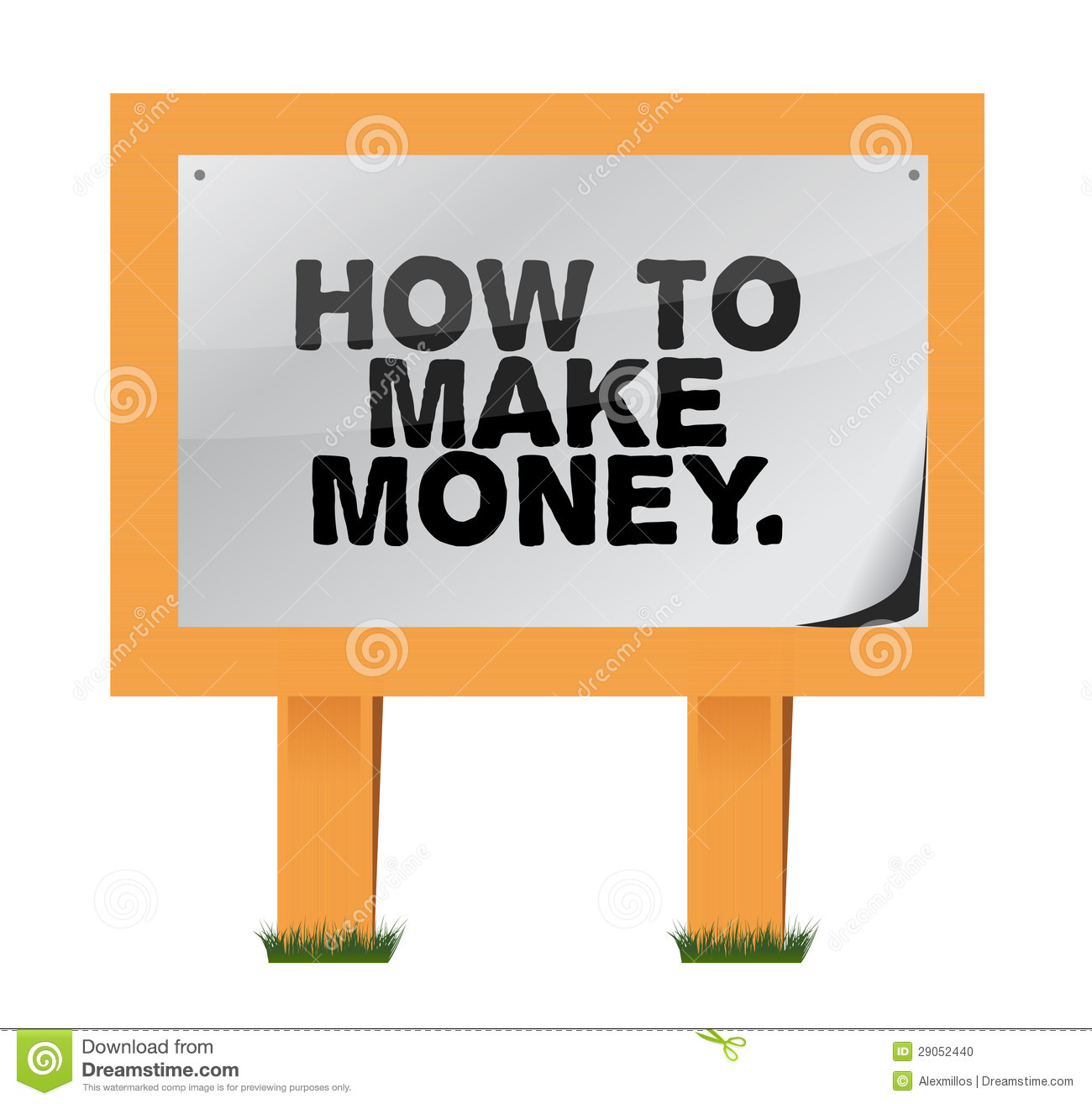 How to make currency