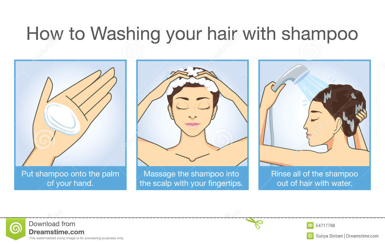 how to wash your hair lessons tes teach