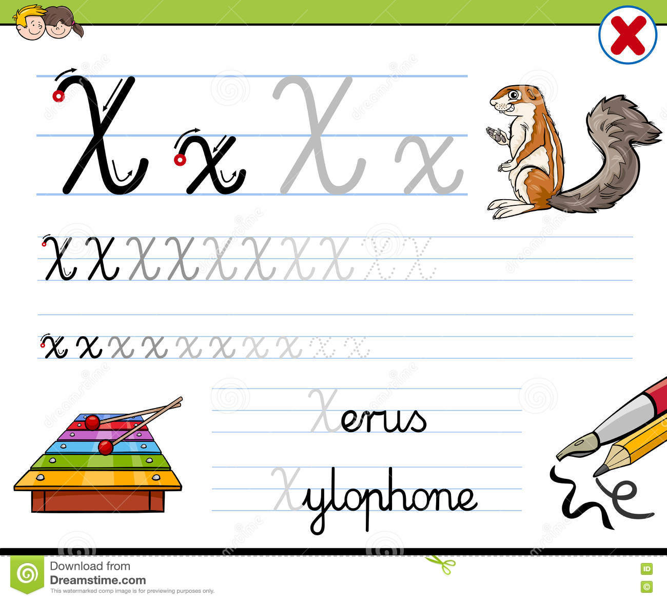 letter writing test However, make sure to practice the writing tests these tests are not scored on  the site because hand scoring is required on the actual gre writing test, but.