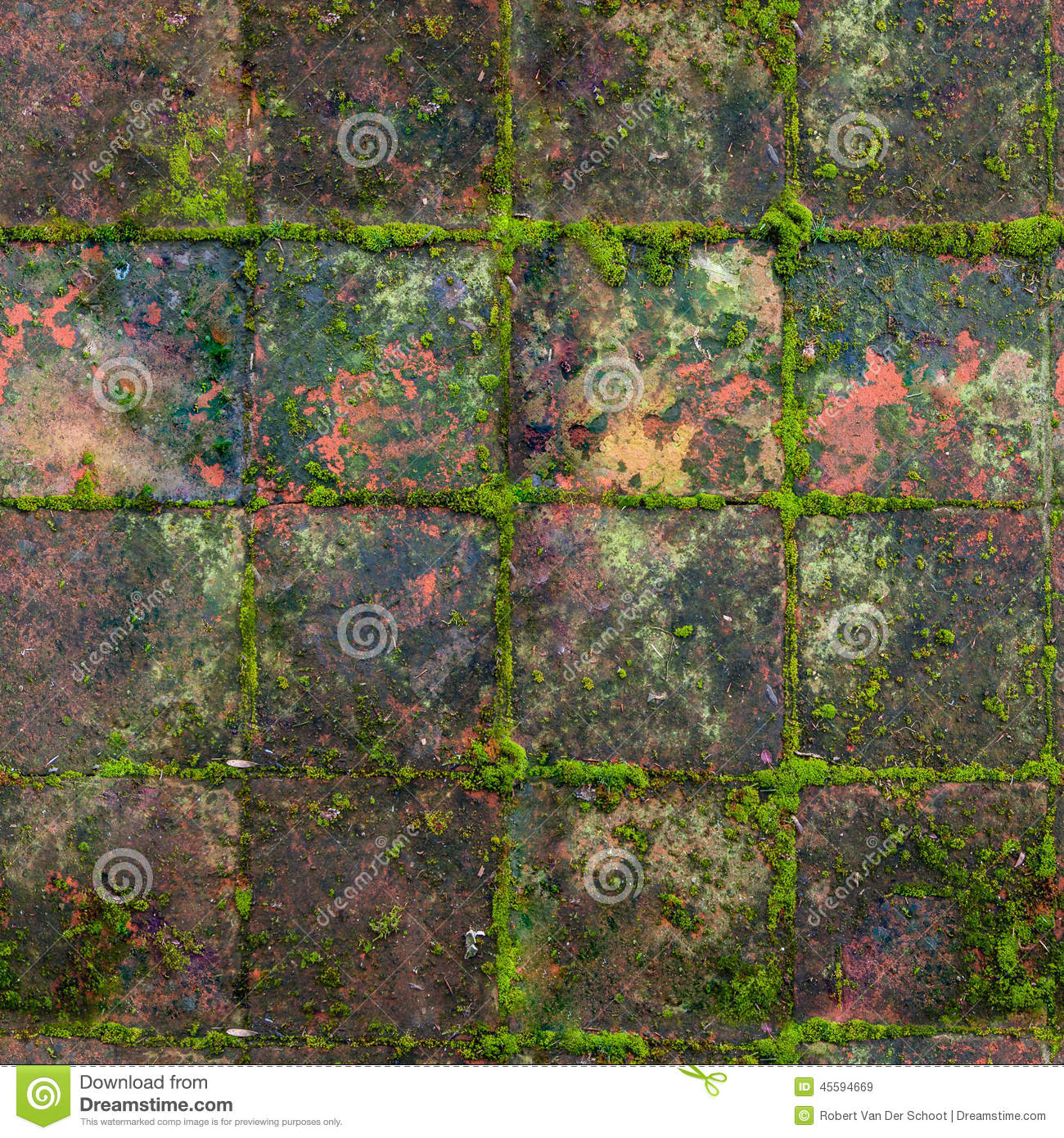 HQ Seamless Tileable Texture Old Medieval Mossy Outdoor