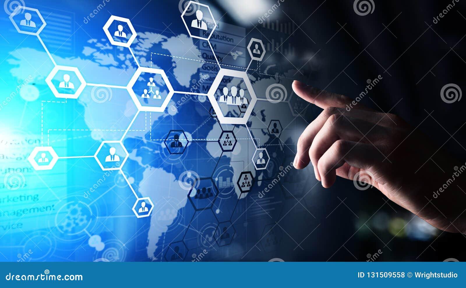 HR,人力调配,补充,采购 事务和现代技术概念