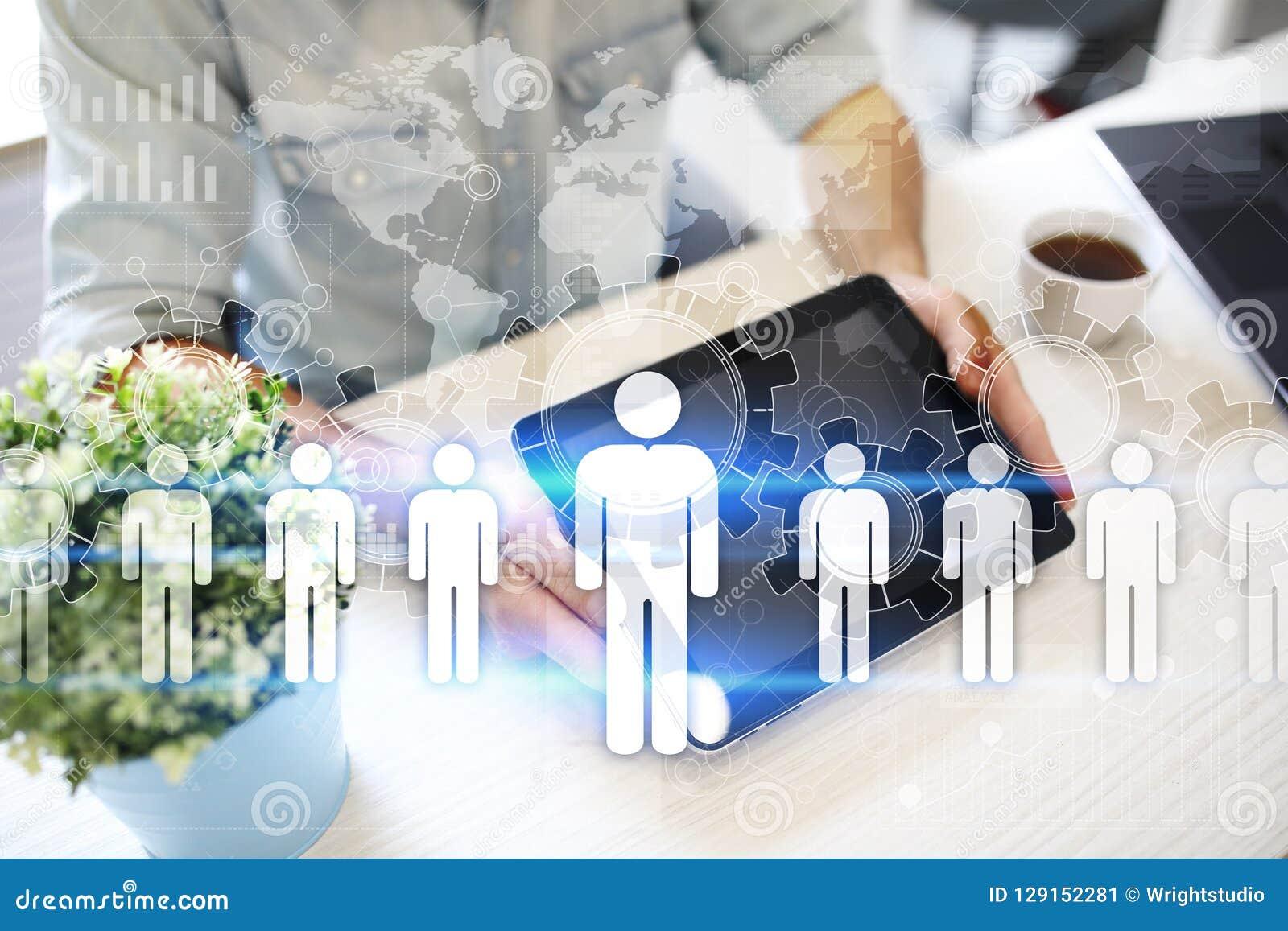 HR działów zasobów ludzkich zarządzanie Rekrutacja, Zatrudniający, Drużynowy budynek Organisation struktura