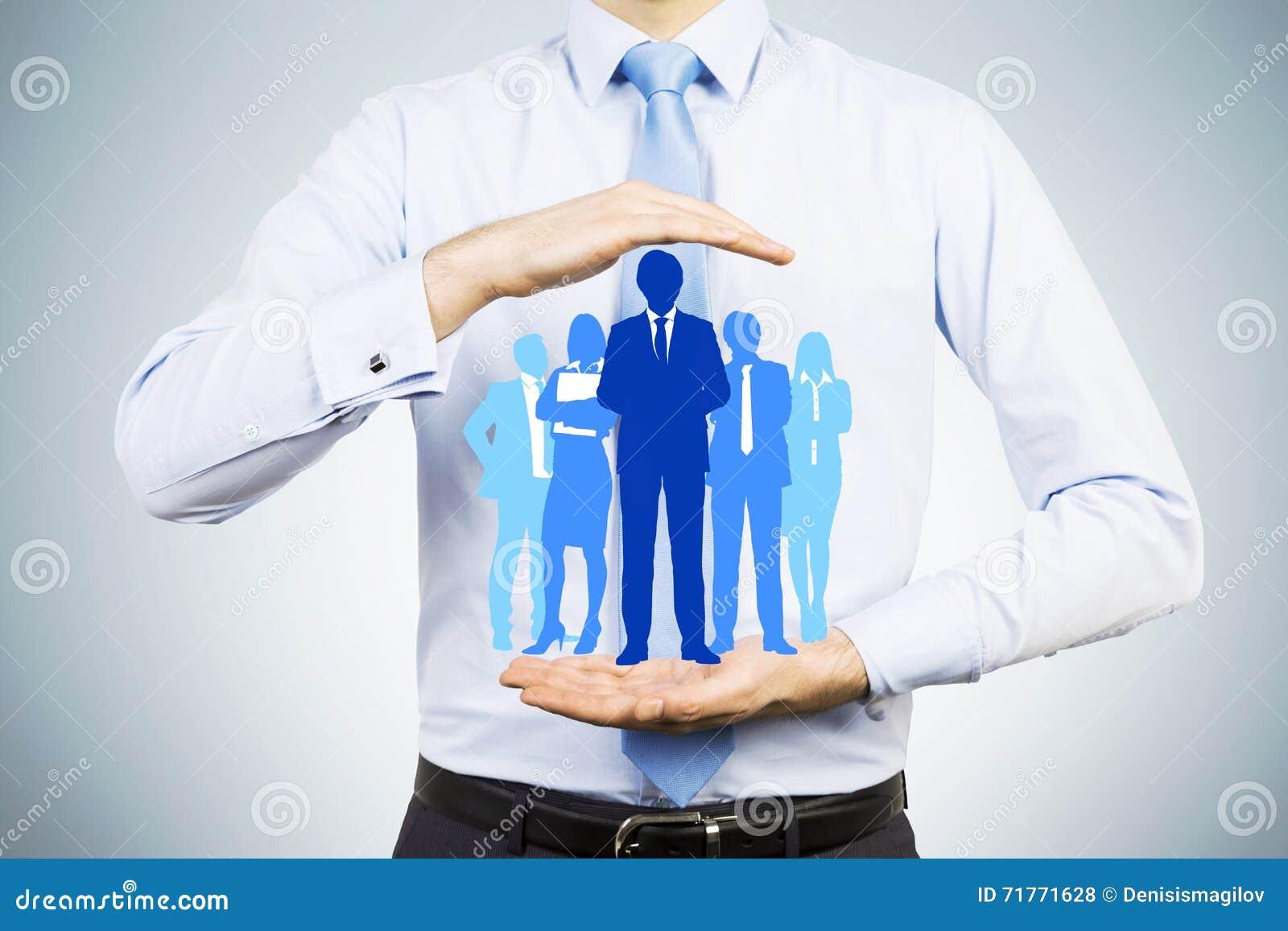 HR i pracownik opieki pojęcie