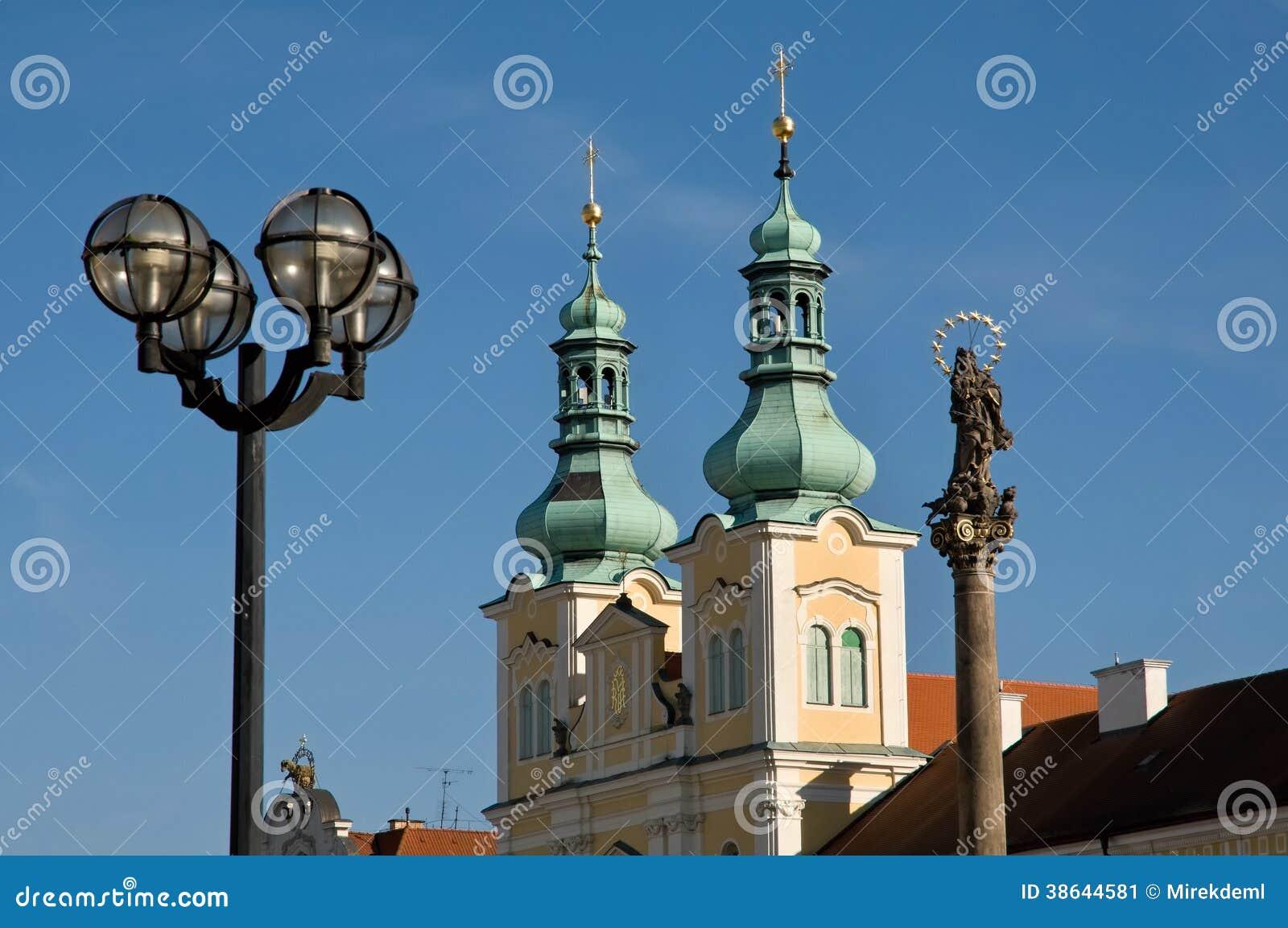 Hradec Kralove, République Tchèque