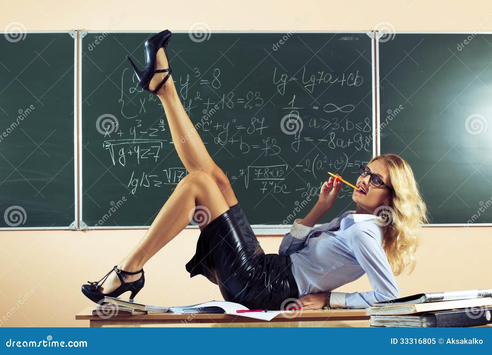 Sexig lärare