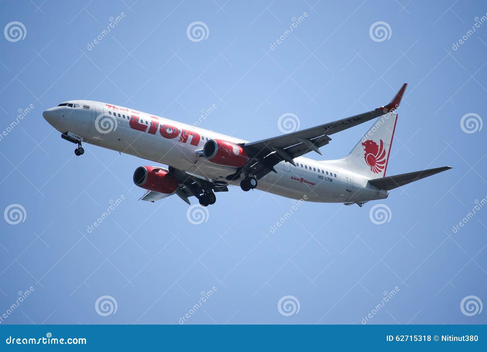 HS-ltm Boeing 737-900ER
