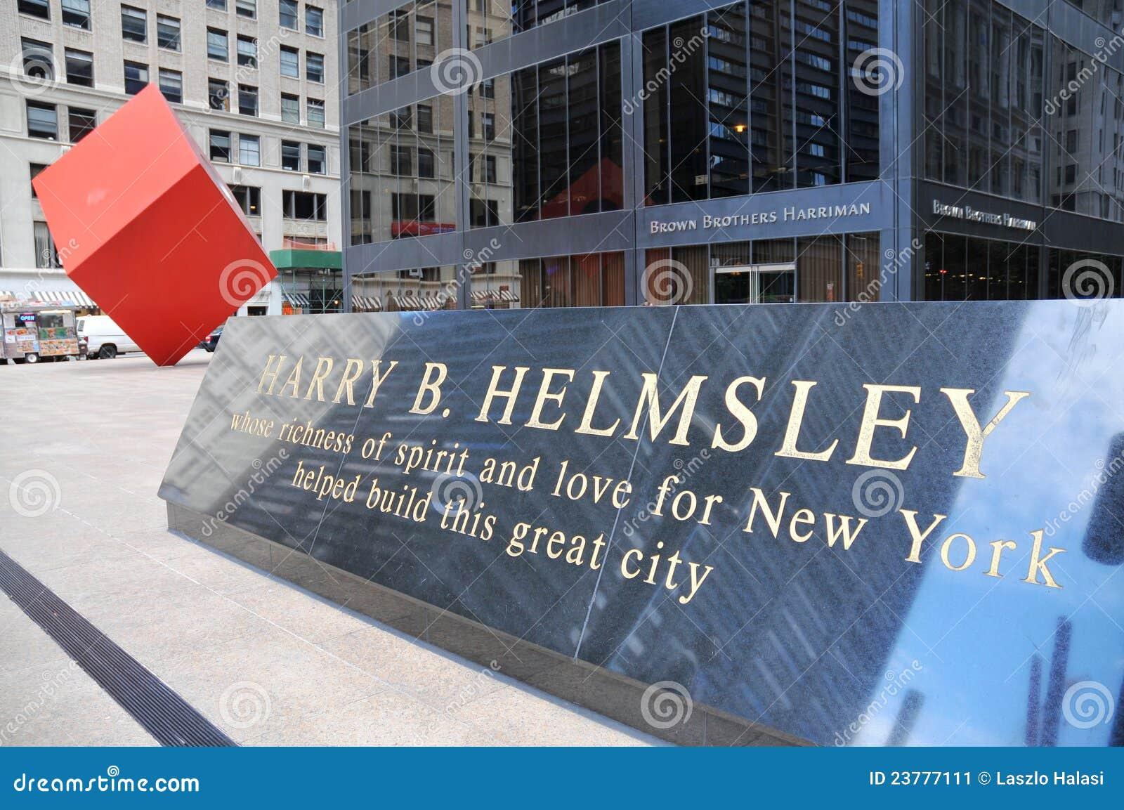 HSBC und der rote Würfel