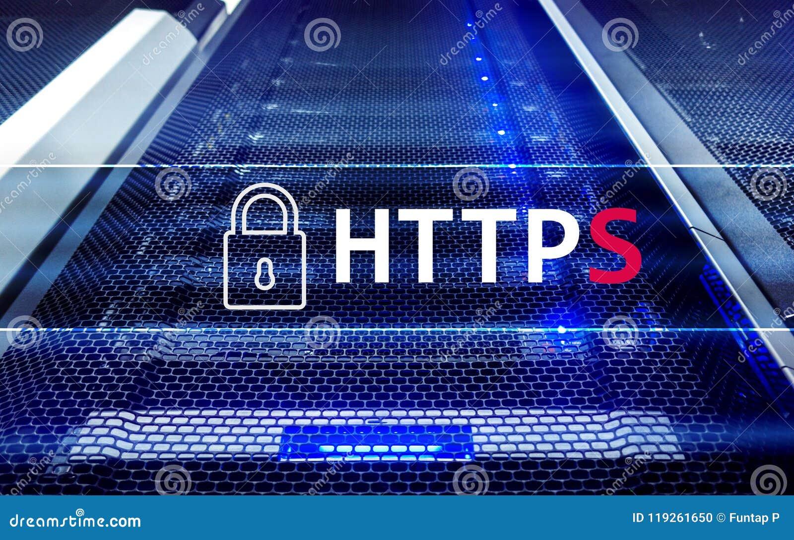 HTTPS, protocole sûr de transfert des données utilisé sur le World Wide Web