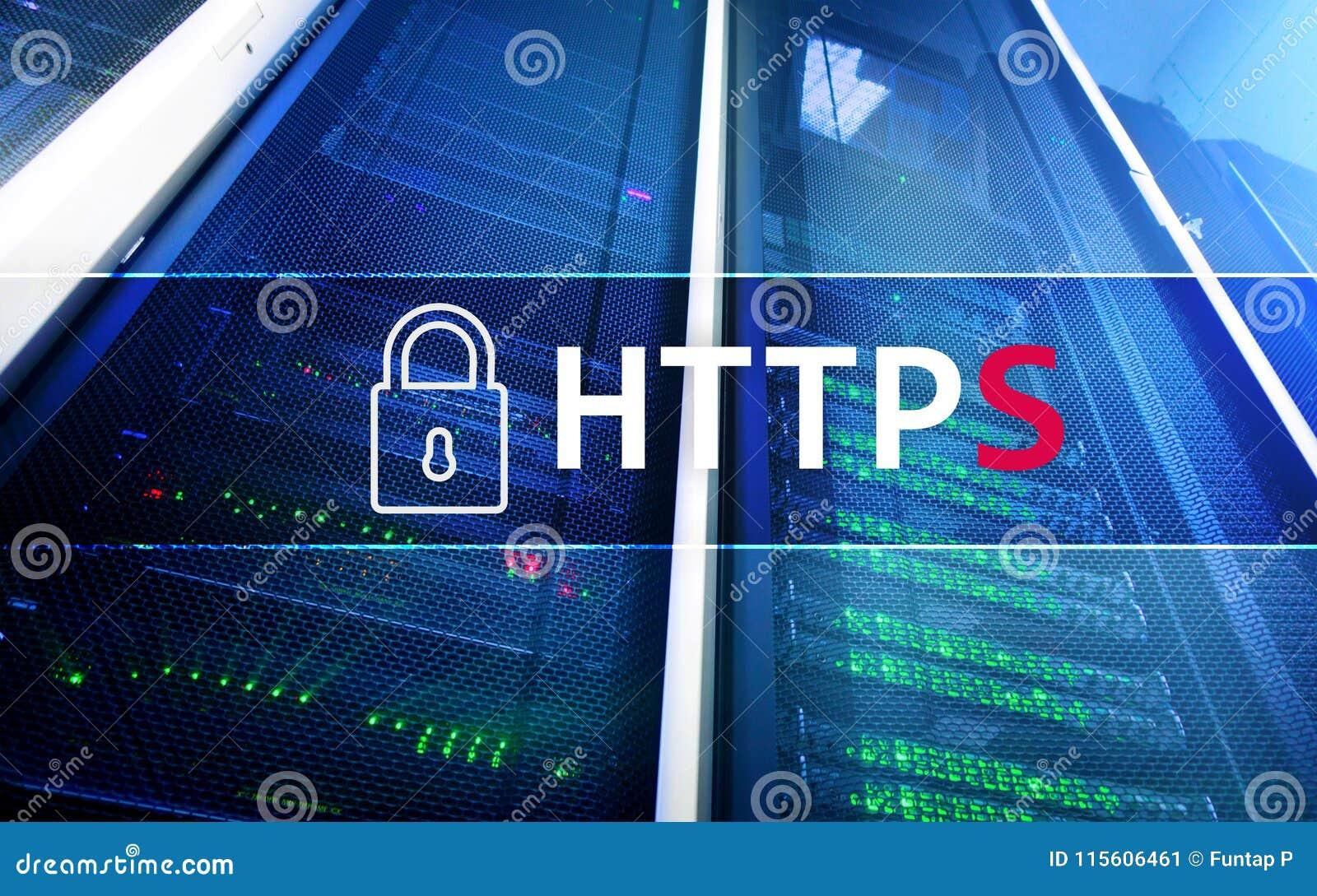 HTTPS, protocolo seguro de la transferencia de datos usado en el World Wide Web