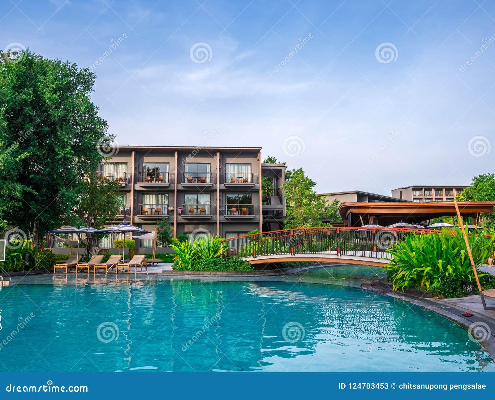 Hua Hin Thailand June 23 2018 The Five Star Is Hua Hin Marriott