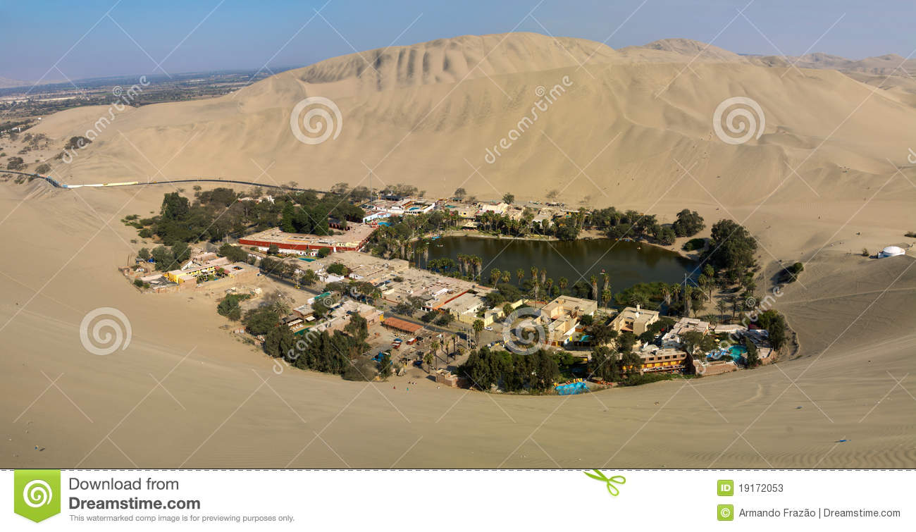 how to get from ica to huacachina