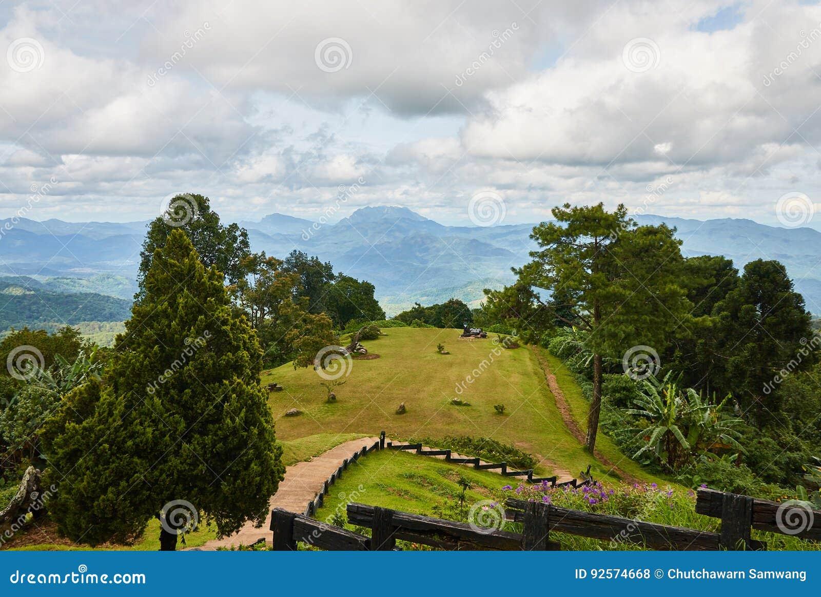 Huai Nam Dang National Park, Chiang Mai