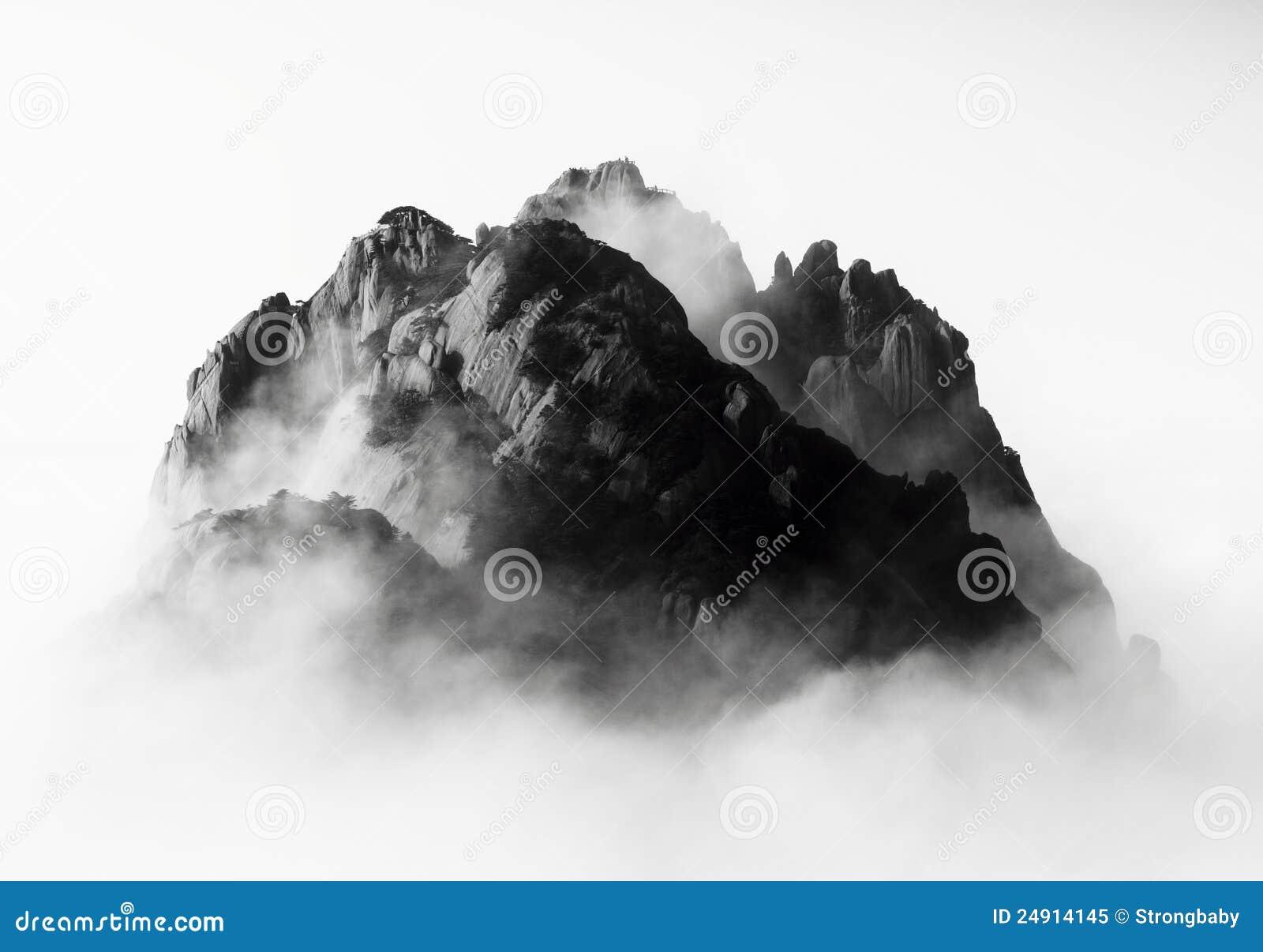 Huangshan Mountain (In China)